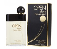 Open Black Roger & Gallet For Men 100ml (EDT)