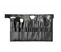 Chrixtina Rocca High Quality 15 Pieces Professional Make-up Brush Set
