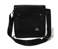 Roberto Ballmore Magnetic Flap Solid Messenger Bag SC44230a