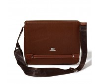 Roberto Ballmore Magnetic Flap Closure Short Messenger Bag SC44231