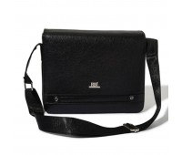 Roberto Ballmore Magnetic Flap Closure Short Messenger Bag SC44231a