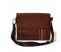 Roberto Ballmore Magnetic Mid Flap Short Messenger Bag SC44237a