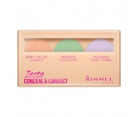 Rimmel London Insta conceal and contour palette 001