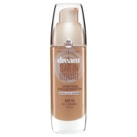 Maybelline Dream Mousse Satin Liquid Foundation Caramel (60)