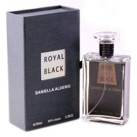 Daniella Alderic Royal Black For Men 100ml (EDT)