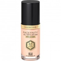 Max Factor FaceFinity All Day Flawless 3 in 1 Foundation C10 Fair Porcelain