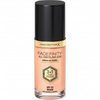 Max Factor FaceFinity All Day Flawless 3 in 1 Foundation N45 Warm Almond