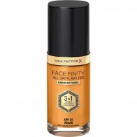 Max Factor FaceFinity All Day Flawless 3 in 1 Foundation W87 Warm Caramel